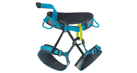 Edelrid Jay klimgordel M grijs/blauw